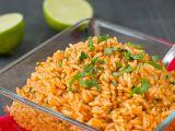 Rychlá mexická rýže recept