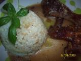 Marinované kuře VIETKONG recept