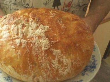 Domácí(Americko-Francouzký) chléb