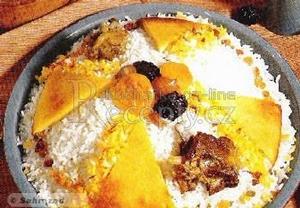 Plov (Pilaf)  Ázerbájdžánské národní jídlo