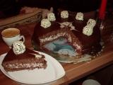 Čokoládový dort INDIÁN recept