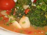 Tvarůžková brokolice recept
