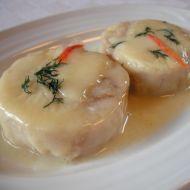 Rybí medailonky se sýrem recept