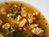 Falešná hovězí polévka z morkových kostí recept