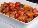 Červené kuřecí curry kostky recept
