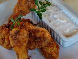 Smažená jižanská křídla recept