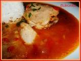 Kuřátko s kořeněnou omáčkou recept