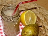 Antichřipkový hruškovo zázvorový punč recept