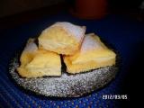 Pomerančový mřížkový koláč recept