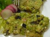 Zapečené maso s brokolicí recept