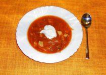 Boršč od Broni recept