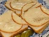 Gratinované sendviče recept