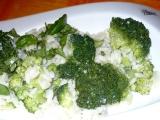Těstovinová rýže s brokolicí recept