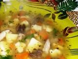 Šumavská bramboračka recept
