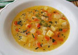 Zeleninová polévka po sté recept