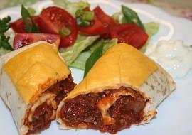 Hovězí burrito (tex-mex) recept