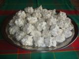 Sněhové pusinky-chrousti recept
