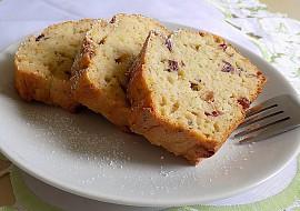 Cuketový chlebíček II. recept