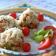 Rizoto s rybím masem recept