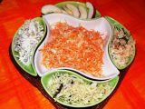 Kedlubnový salát  na 4 způsoby recept
