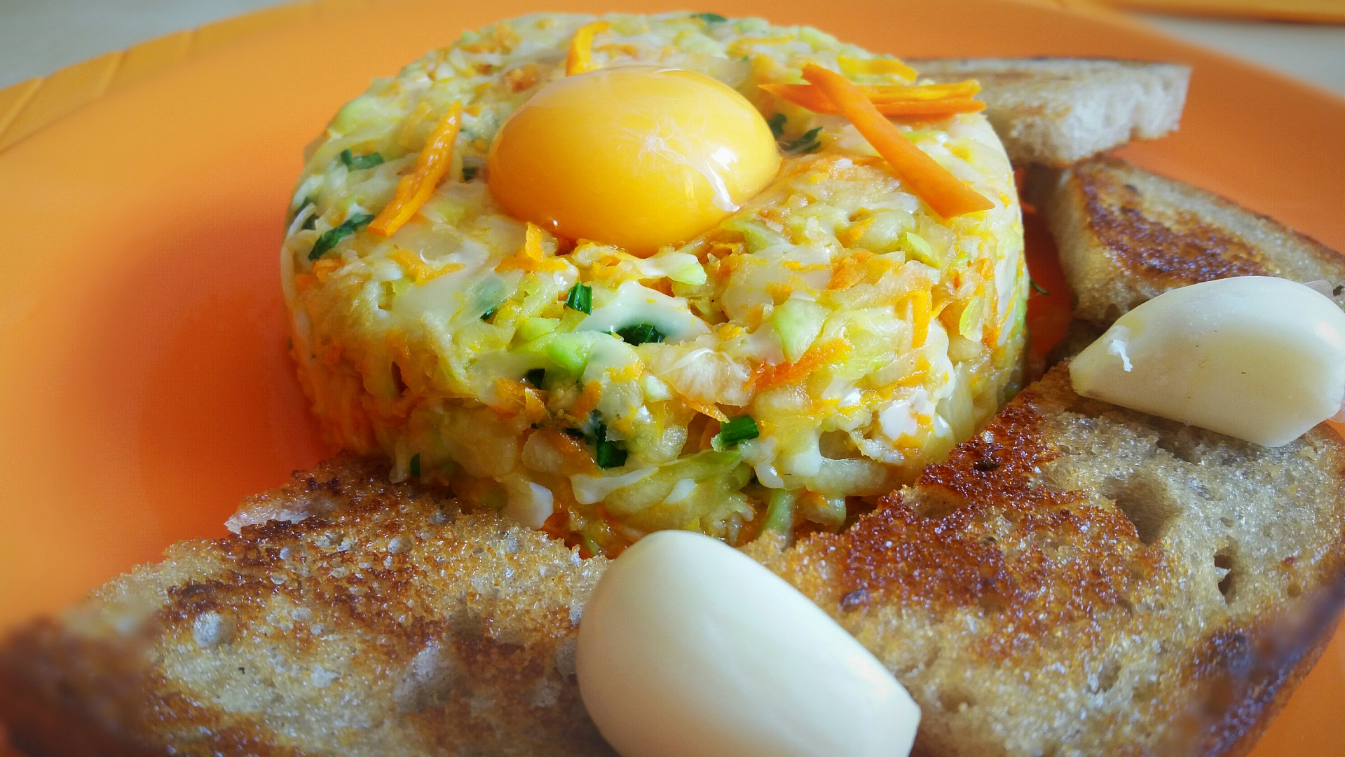 Zeleninový tatarák recept