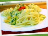 Špagety s kuřecím masem a bazalkovou smetanou recept ...