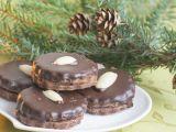 Kakaové dortíčky plněné krémem recept