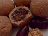Datlovo-ořechové kuličky recept