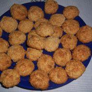 Karamelové kokosky recept