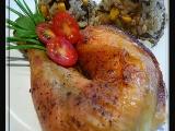 Kuře čimičuri s divokou rýží v ŘH recept