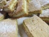 Tvarohový linecký koláč recept