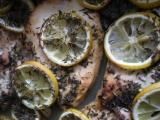 Kuře na citronech recept