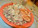Květákové růžičky se slaninou a špenátem recept