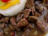 Kuřecí droby na jalovci a rozmarýnu recept