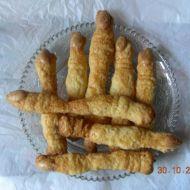 Sladké prsty recept