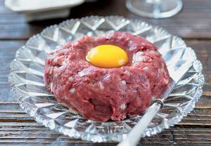 Tatarský biftek podle časopisu F.O.O.D.