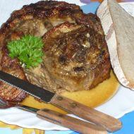 Pikantní pečené žebro recept