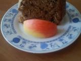 Bábovka s jablečnou vlákninou a čokoládou recept