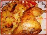 Gyrosové kuře z jednoho pekáče s plesnivýma bramborama-recept ...