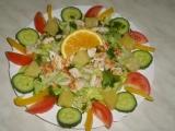 Salát Hawai recept