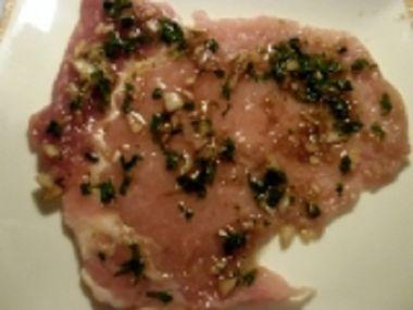 Bylinková marináda na steaky