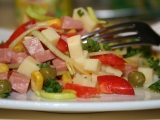 Salát od Slunce recept