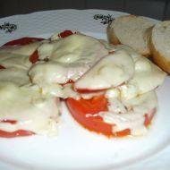 Rajčata zapečená se sýrem recept