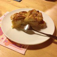 Francouzský jablečný koláč recept