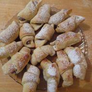 Rohlíčky s ořechovou náplní recept