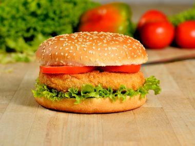 Hermelín burger