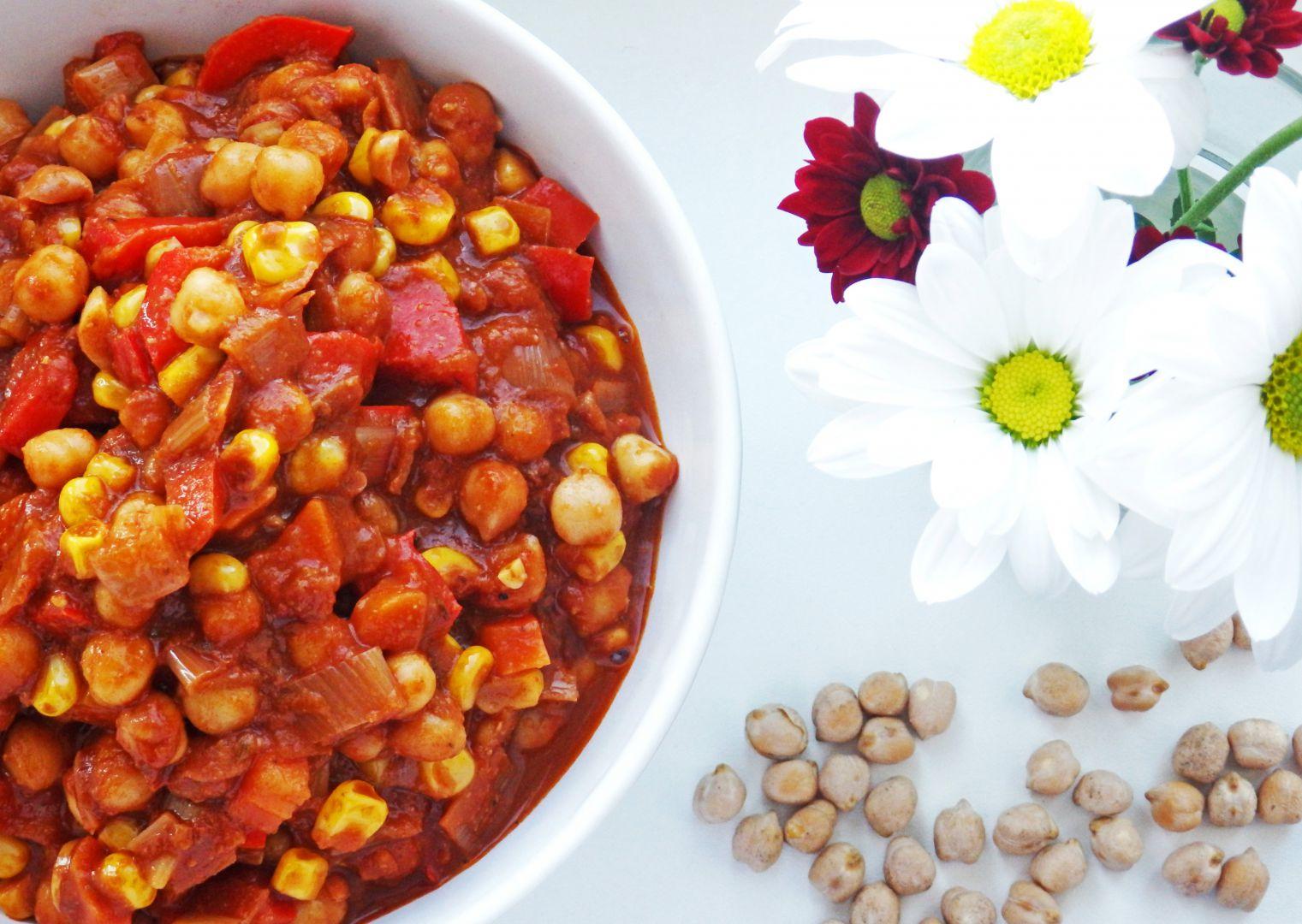 Chilli con carne (veganské) recept