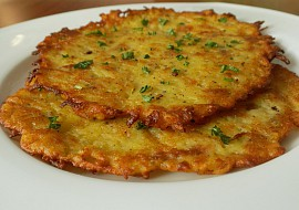 Hanušky (bramboráky z Českého ráje) recept