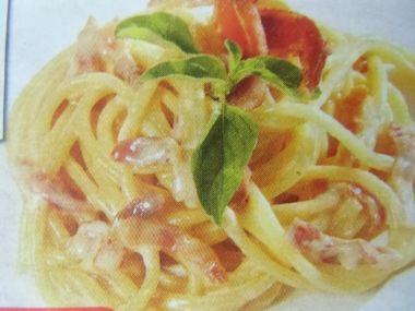 Špagety carbonara od Suchých