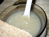 Polévka po vaření chlupatých knedlíků  (Psí vejkrop) recept ...